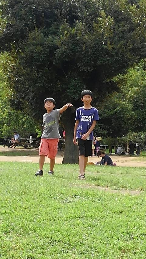 プラネタリウムin 生田緑地_180919_0016