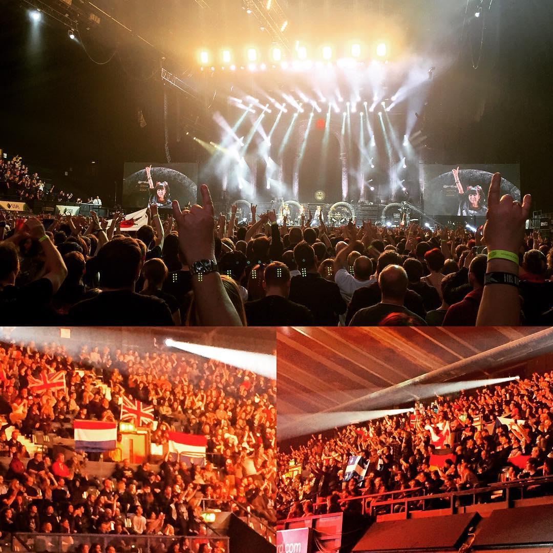 【音楽】<BABYMETAL>米音楽サイトの「最も熱心なファン」を決める企画でメタリカ等抑えトップにYouTube動画>45本 dailymotion>2本 ->画像>701枚