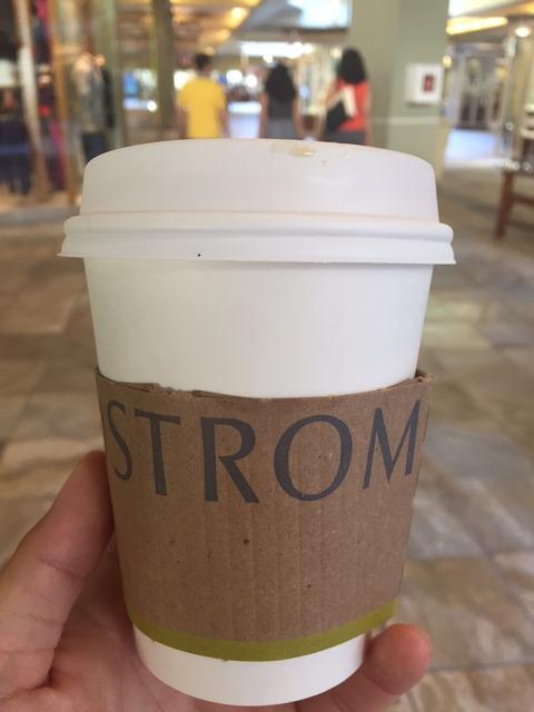 俺ハワ ノードストームコーヒー3
