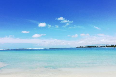 俺ハワ アラモワナビーチ2_Fotor