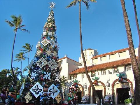 ハワイクリスマス