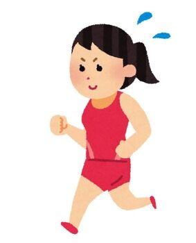 【お母さんだって】平日の夕方、河川敷を走りたいー!!けど子供を置いてはできない…