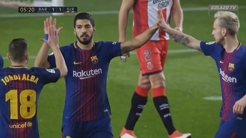 FCバルセロナ143