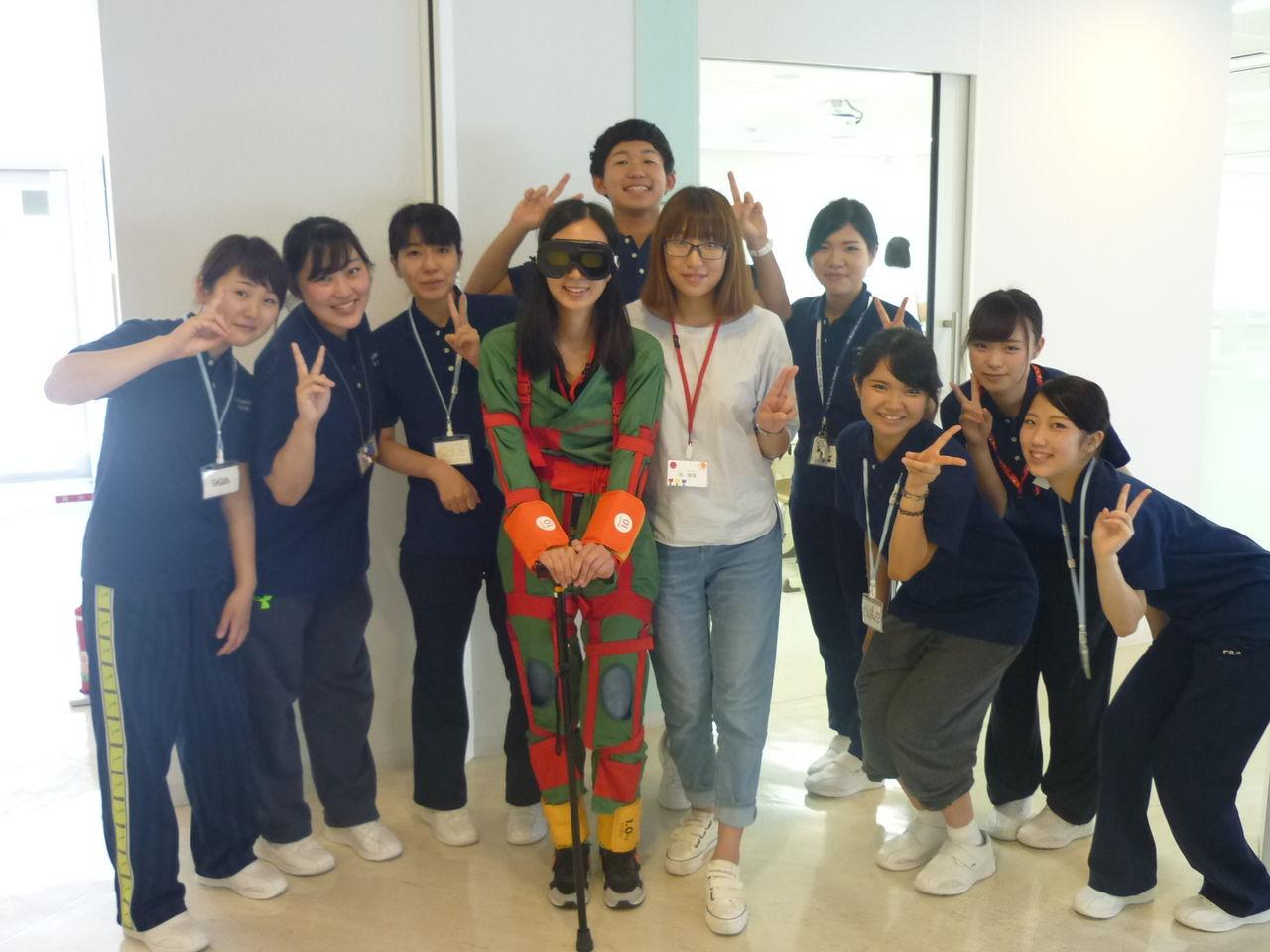 岡山赤十字看護専門学校 | 岡山赤十字病院
