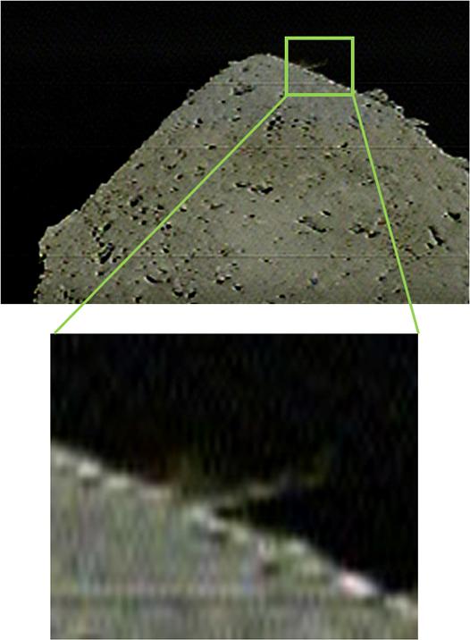 衝突実験DCAM3画像