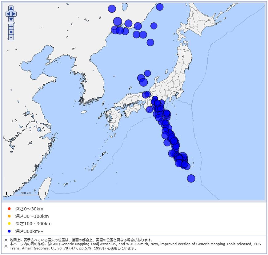 大深度地震