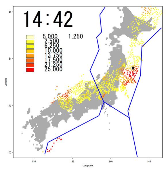 京都大学:大地震発生直前の電離圏異常を検出