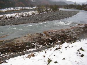 131124新雪@赤岩