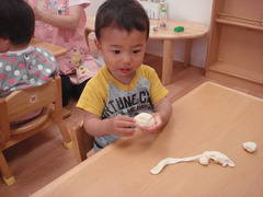 小麦粉粘土5