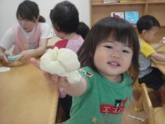 小麦粉粘土7
