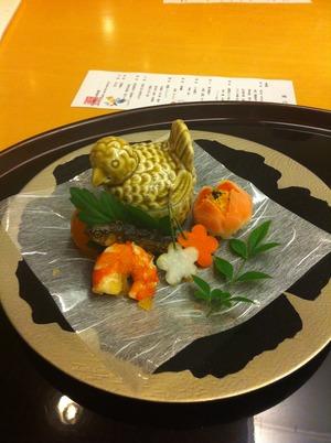 [京料理]熊魚庵 たん熊北店
