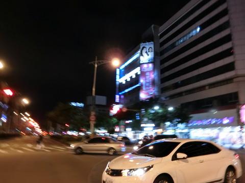 台北 西門町 歩行者天国