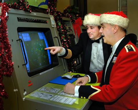 NORAD_-_Canada_-_Santa_Radar_Tracking