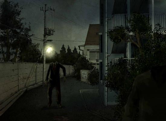 「路地奥から」【ほんのりと怖い話】