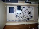 ネットワーク系の配電盤?