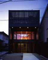 「由比ガ浜の家」(copyright Architect Cafe)