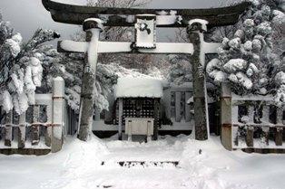 弥彦神社奥の宮