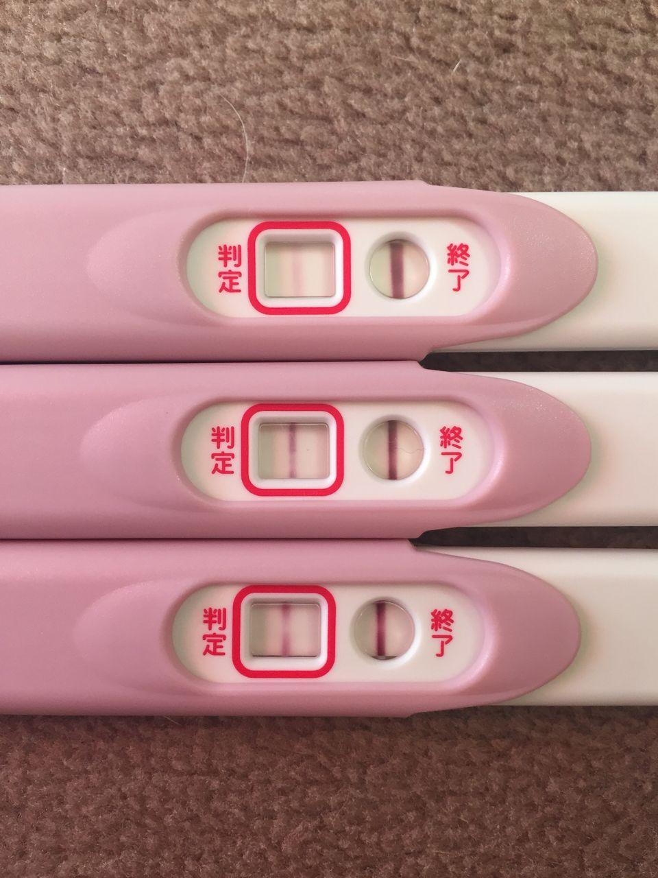 薬 薄い 線 検査 妊娠