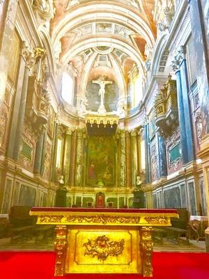 エヴォラ大聖堂