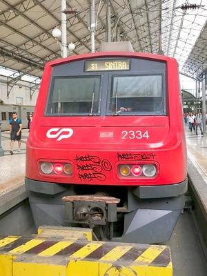 ポルトガル鉄道