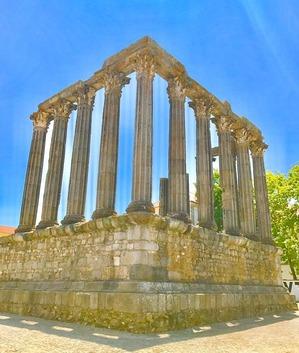 ディアナ神殿