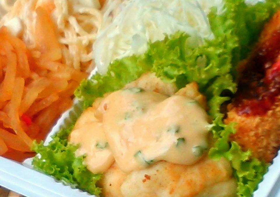白鯛マヨネーズ焼き