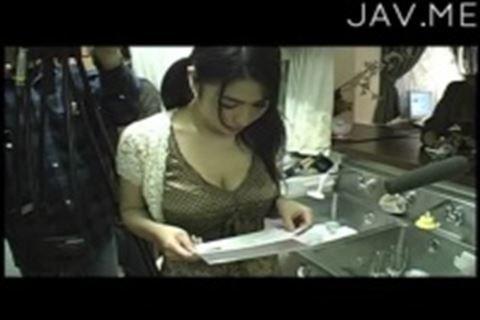 【メイド】滝沢乃南メイド喫茶が舞台の映画AKIBAのメイキング映像イメージビデオ