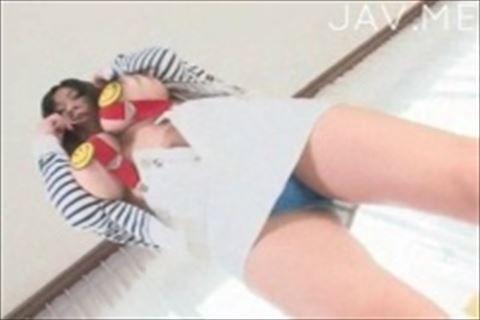 【イメージビデオ】乳首だけはキャラで隠した超爆乳娘ソフトクリームを擬似フェラしちゃう過激イメージビデオがAVより抜ける件
