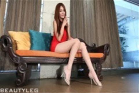 【イメージビデオ】アジアの美脚娘のイメージビデオタイトワンピースのキレイな足こんな彼女がいたら自慢し放題な件w