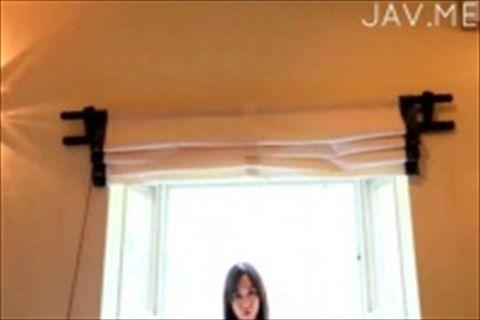【イメージビデオ】水色のフリフリビキニがエロかわゆい美人娘のイメージビデオ