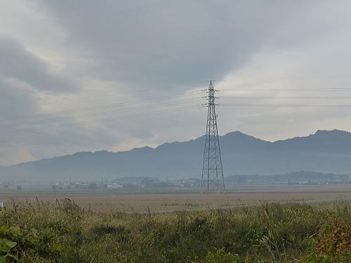 霞か雲か煙か