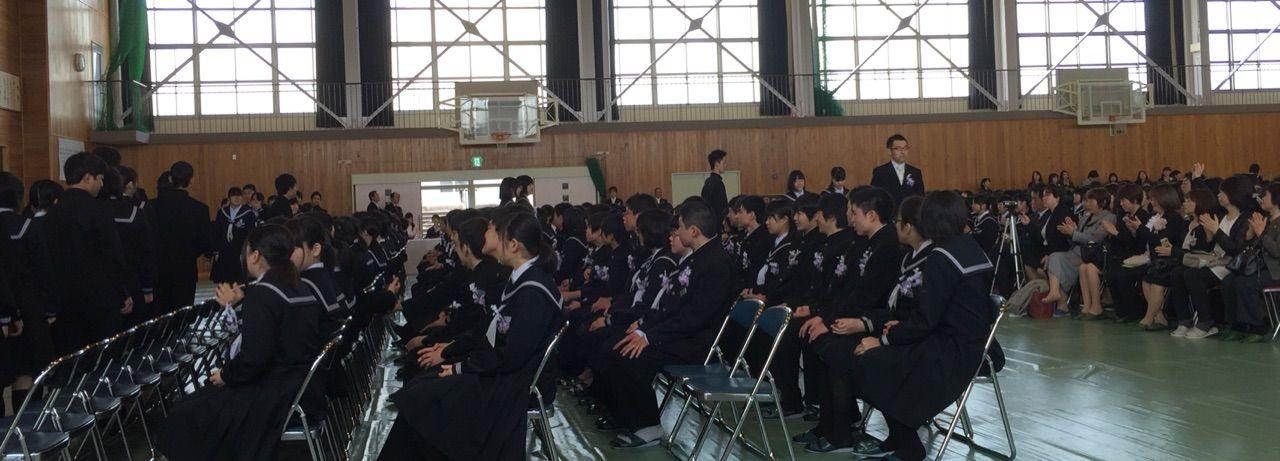 松阪市議会議員☆山本節:嬉野中学...