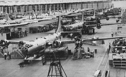 b-29-assembly