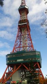 151211札幌テレビ塔