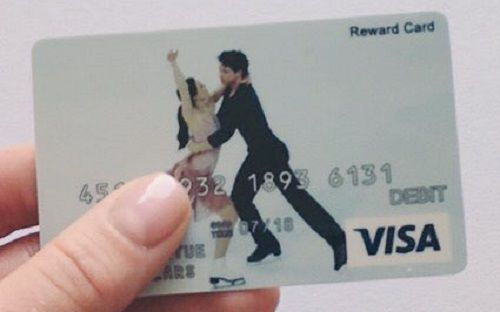 tessa visa debit card2