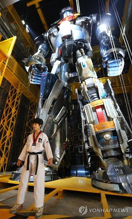 ソウルに「なんちゃってマジンガーZ」博物館オープン
