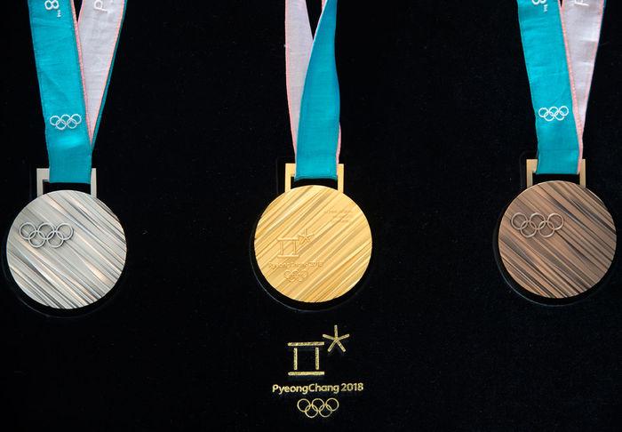 平昌メダル6