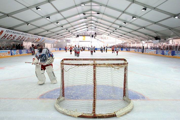 Zeytinburnu Ice Rink