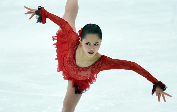 NHK杯 女子SP アイスネットワークの記事
