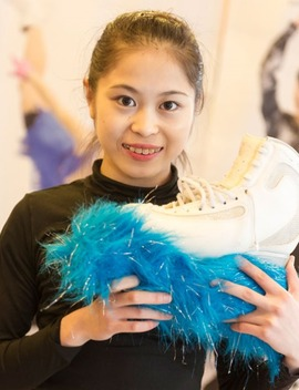 知子ちゃんの靴 エデア・アイス・フライ+パターン99レボリューション