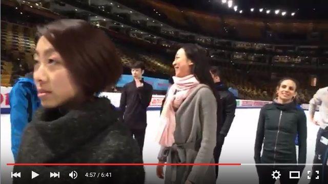シブシブズの動画 世界選手権2016