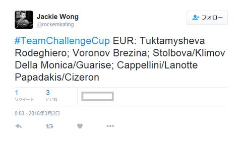 J Wong Team Euro