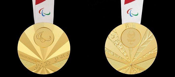 東京2020パラリンピック「あと1年」メダルデザイン発表