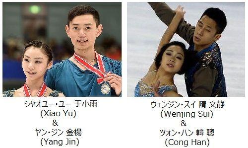 Yu & Jin, Sui & Han