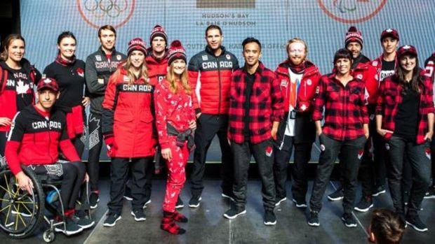 チームカナダ ユニフォーム発表 選手たちが凍えないか心配