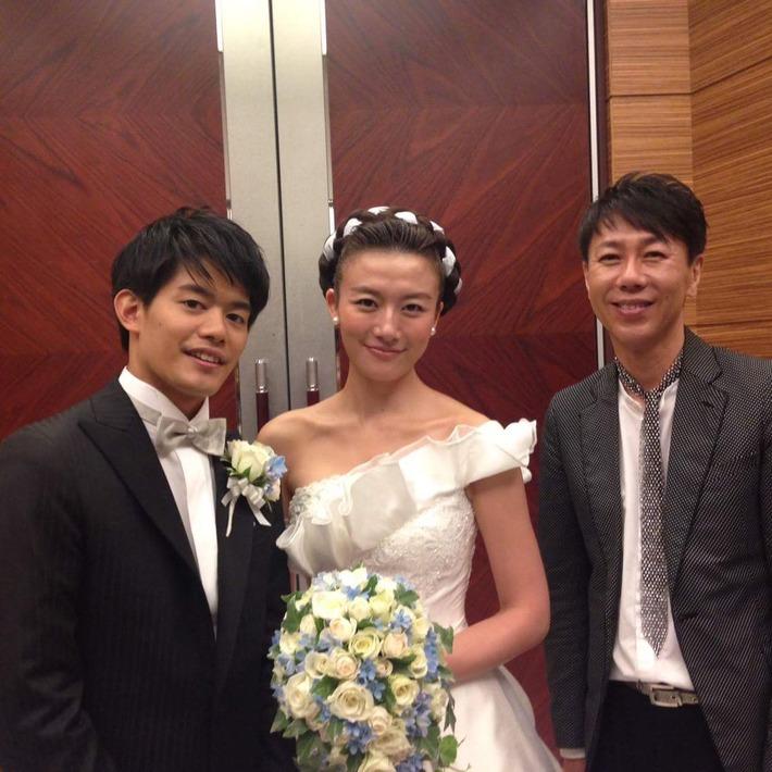 18日は こづの結婚披露宴の日でもあった!