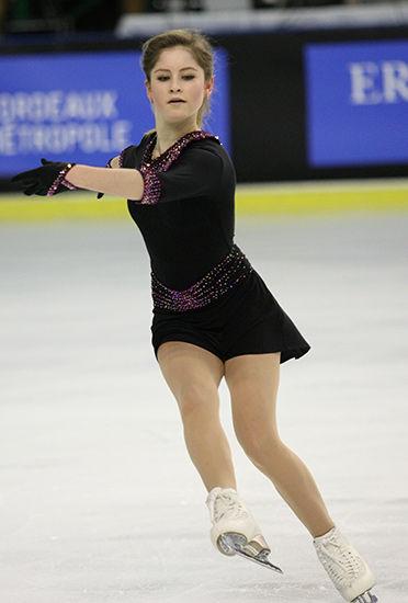 リプニツカヤちゃんの新しいSP衣装