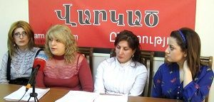 アルメニアのリンク 2013年2月 給料不払いで訴えられていた