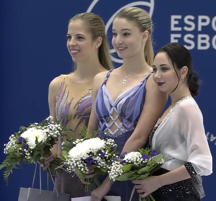 finlandia podium
