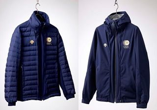 トレーニングジャケット320
